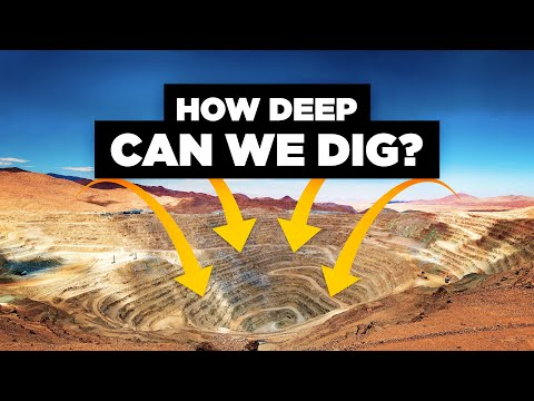 Whats the Deepest Hole We Can Possibly Dig?