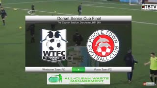 Wimborne Town 0 v 5 Poole Town