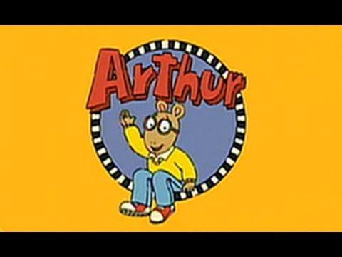Arthur Opening Theme Song - sing along (lyrics)