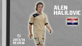 ALEN HALILOVIĆ | Goals, Skills, Assists | Dinamo Zagreb | 2013/2014 (HD)