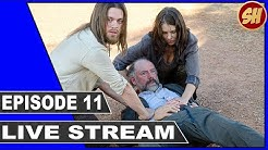 Live-Stream zu WALKING DEAD STAFFEL 6 FOLGE 11 | Podcast #2 | Serienheld
