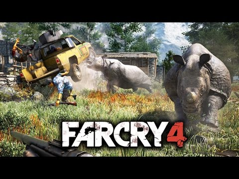 how to get farcry 4 map editor to load