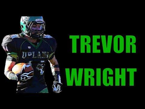 Trevor Wright Upland, CA Class of 2014 : Senior Year Highlights