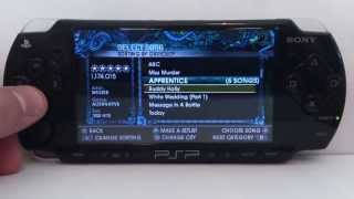 Rock Band Unplugged Song List (PSP)