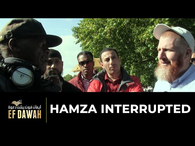 Hamza Interrupted