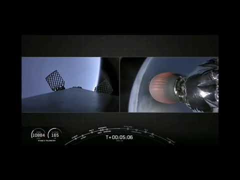 ¿Una rata en el motor de una nave de mercancías de SpaceX?