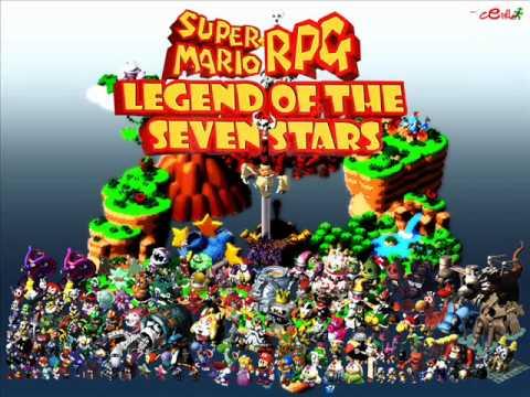 Super Mario Rpg Music World Map Youtube