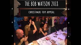 The Bob Watson Christmas Toy Appeal Evening with Celeb FC