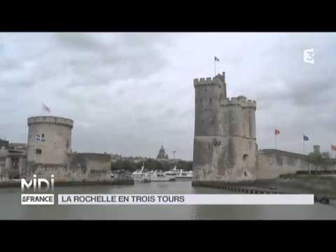 Suivez le guide : les 3 tours de La Rochelle