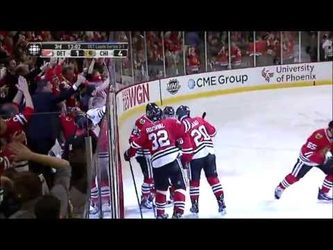 HD - Detroit Red Wings - Chicago Blackhawks 05.25.13 Game 5