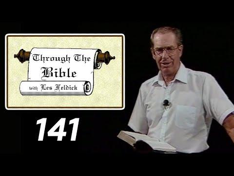 [ 141 ] Les Feldick [ Book 12 - Lesson 3 - Part 1 ] Trumpet, Bowl Judgments - Armageddon: Rev 9 & 16