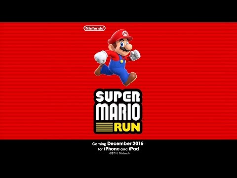 SUPER MARIO RUN Gameplay