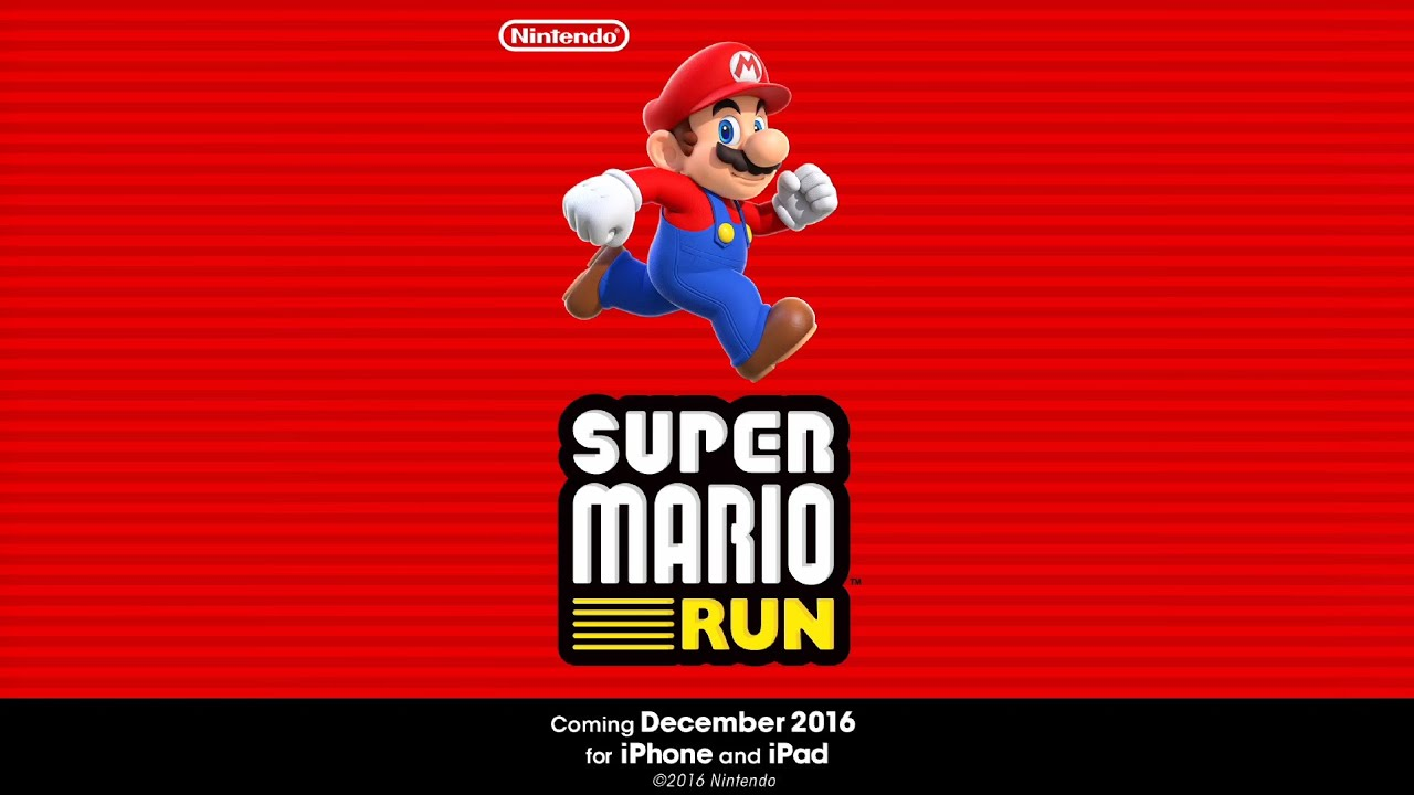 Iphone 7 Live Wallpaper Not Working Super Mario Run Gameplay Youtube
