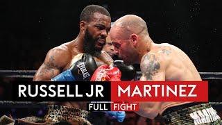 FULL FIGHT! Gary Russell Jr vs Kiko Martinez