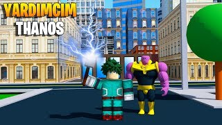 💥 Assistant Thanos! The game was worth the nazar! 💥 | Heroes Online | Roblox English