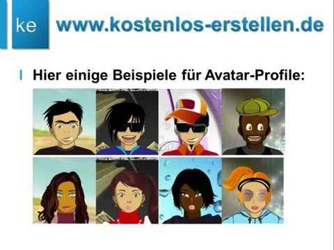 avatar kostenlos erstellen