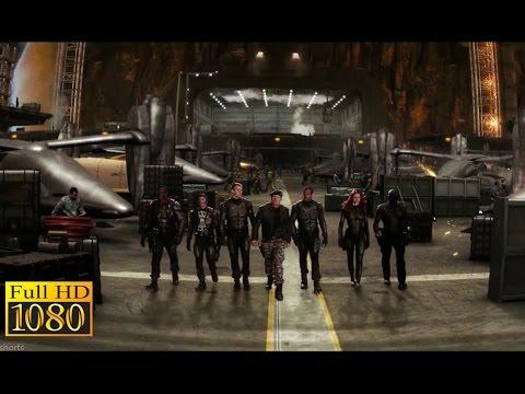G.I. Joe Rise of Cobra (2009) - Ending Scene (1080p) FULL HD