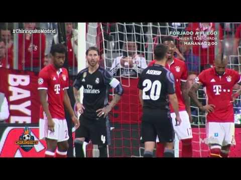 Sergio Ramos y Toni Kroos lo volvieron a hacer