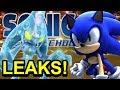 Sonic Movie 2019 LEAKS! - Perfect Chaos, No Knuckles, and Main Characters - NewSuperChris