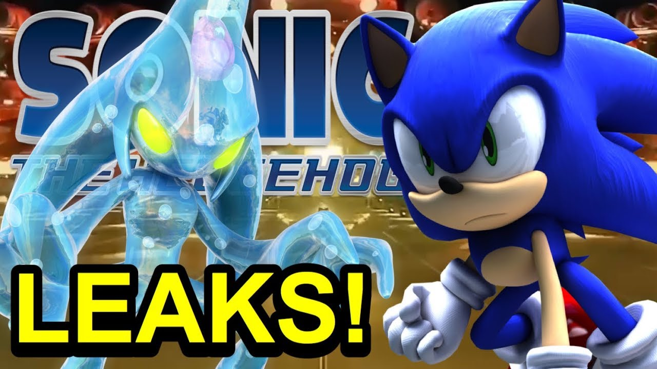 Sonic Movie 2019 Leaks Perfect Chaos No Knuckles And Main