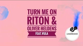 Turn Me On - Riton & Oliver Heldens feat.Vula| Music Visualizer Video