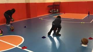 Beden Eğitimi - Hedefli Parkur Oyunu