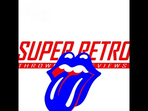 """Super Retro Throwback Reviews Rolling Stones """"Blue and Lonesome"""""""