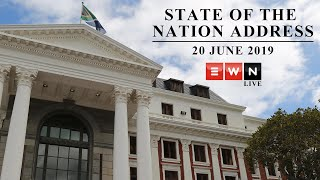 LIVE: The 2019 State of the Nation Address