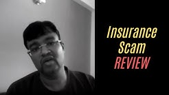 Bharti Axa Life Insurance Fraud Scam Review: Dont miss you will be shocked!!
