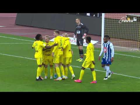 Ilves HJK Helsinki Goals And Highlights