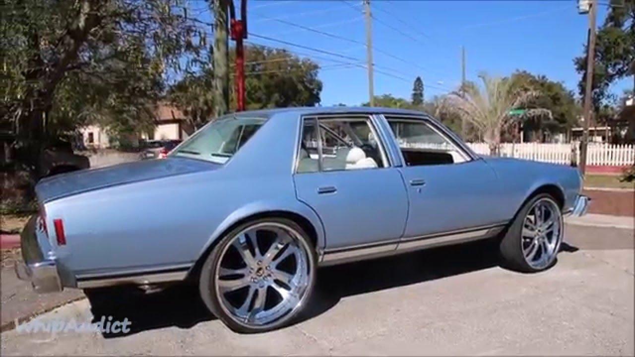 WhipAddict: Sky Blue 79' Chevrolet Caprice on 26