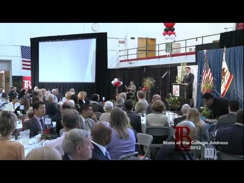 LBCC - State of the College Address 2012