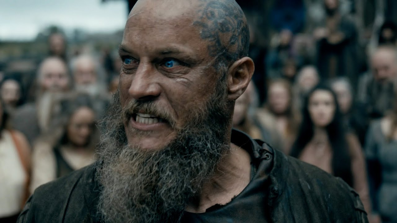 Download Vikings - Who wants to be King   Ragnar comes back to Kattegat (4x10) [Full HD]