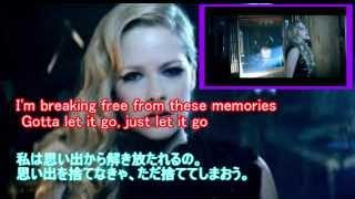 Avril Lavigne - Let Me Go - ft. Chad Kroeger 和訳&歌詞 PV