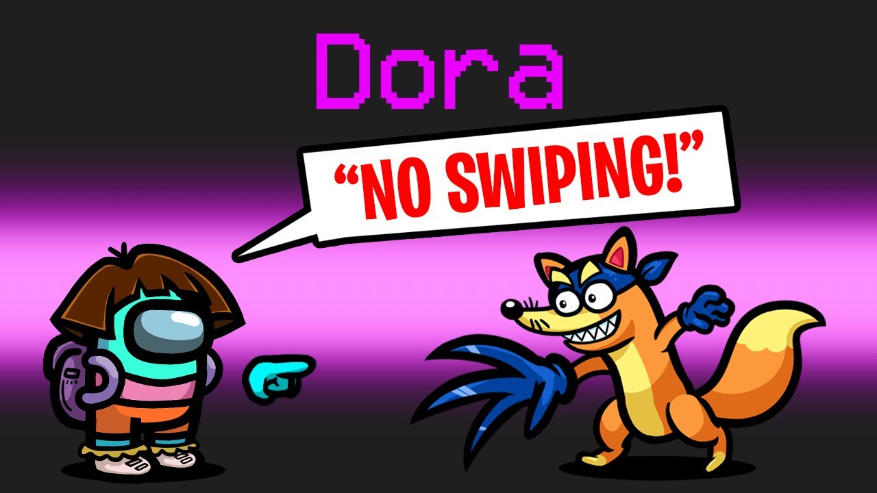 Download *DORA The EXPLORER* Mod in Among Us