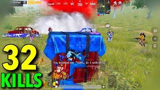 SUPER INSANE AIRDROP FIGHT!!! | PUBG MOBILE