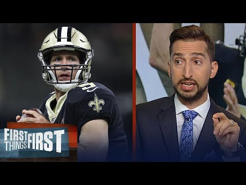 Nick Wright is convinced the Saints will be tough to beat this season | NFL | FIRST THINGS FIRST
