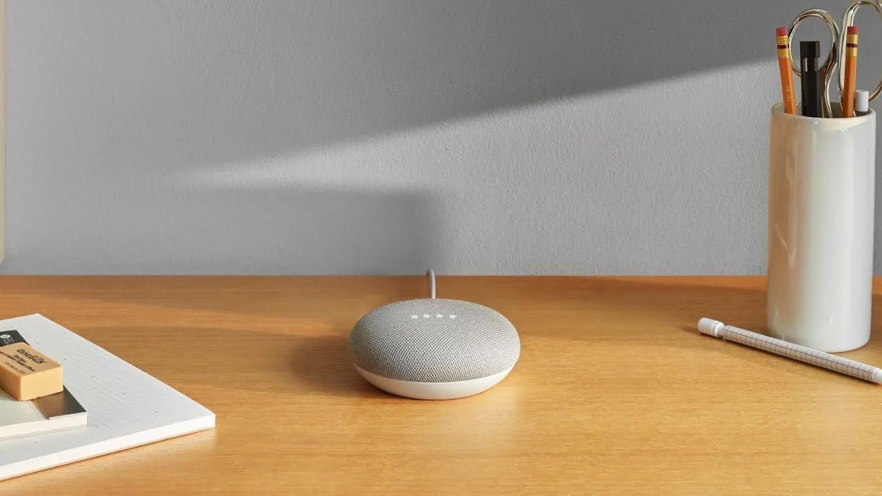 Google Home Mini Very Cheap On Ebay Black Friday Youtube