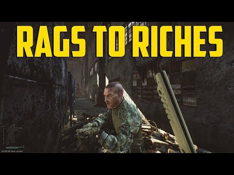 Escape From Tarkov - Rags to Riches