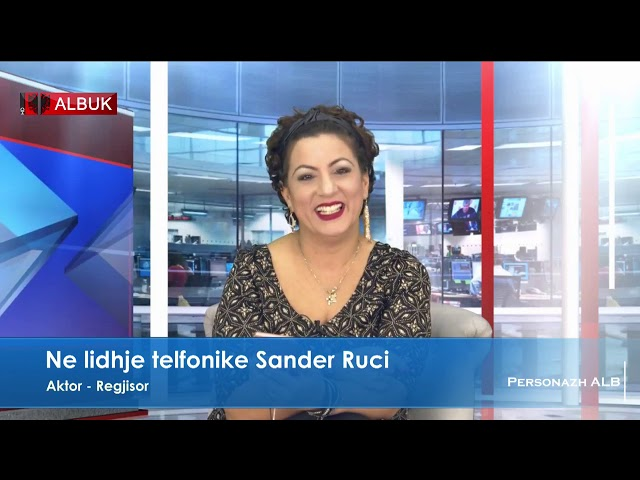 Personazh ALB   Sander Ruci