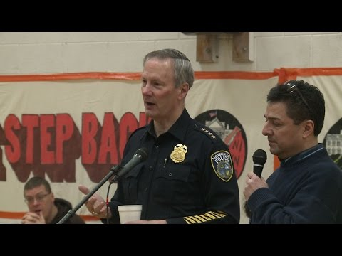 Chief Flynn addresses concerns of immigrant community