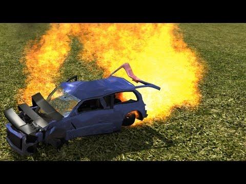 BeamNG.drive - Brutal Slope 2.0