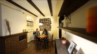видео Декоративные потолочные балки фото