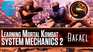 Learning Mortal Kombat, Part 2: System Mechanics cont. by Bafael @bafael1