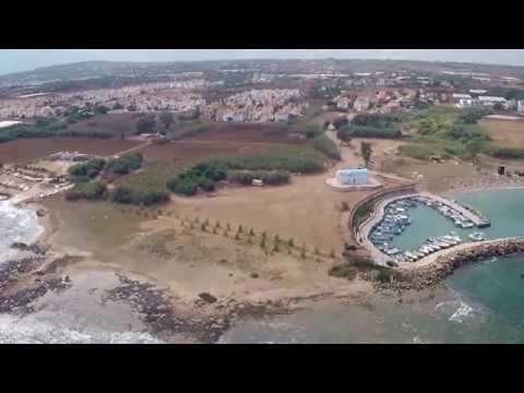 Kapparis Cyprus coastline