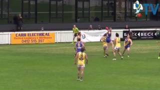 Semi Final Highlights vs Sandringham