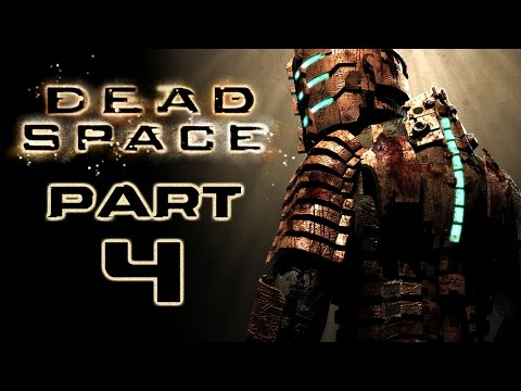 """Dead Space - Let's Play - Part 4 - [Obliteration Imminent] - """"Destroying Asteroids"""""""