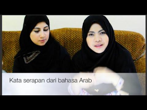 Kata serapan dari Bahasa Arab