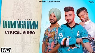 Birminghamm | Lyrical Video | The Landers | Proof | Guri Singh | Latest Punjabi Song 2019