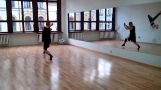 Aquillo - Calling me || Modern`Jazz choreography by Piotr Korol
